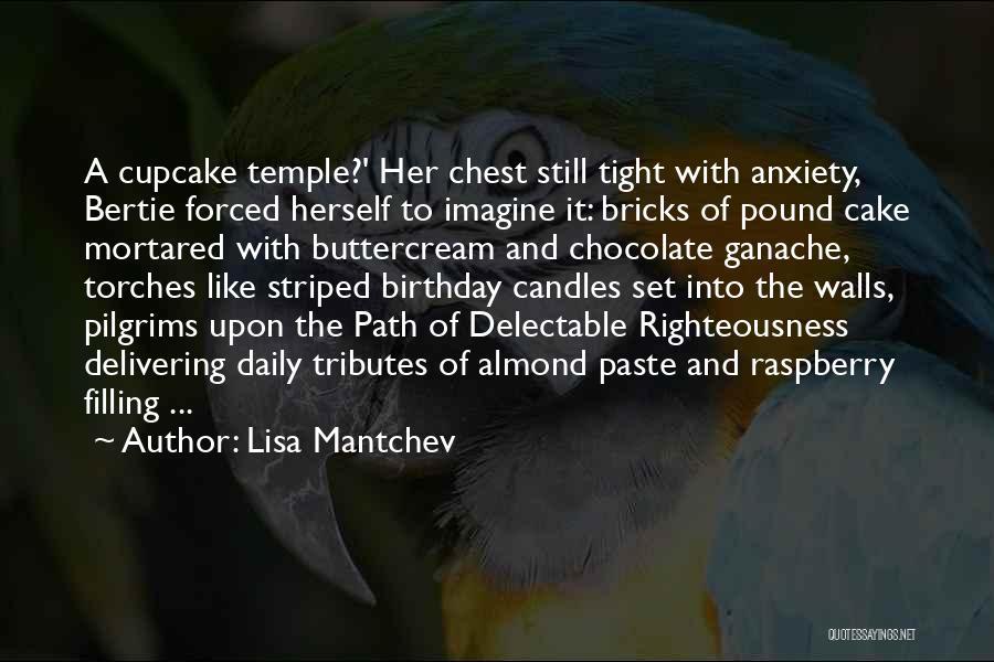 Lisa Mantchev Quotes 485993