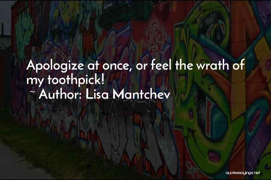 Lisa Mantchev Quotes 511555