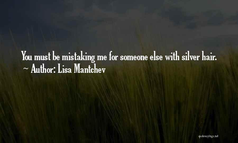 Lisa Mantchev Quotes 623043