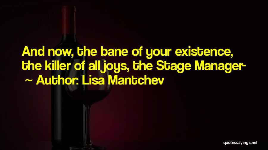 Lisa Mantchev Quotes 707322