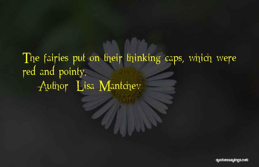Lisa Mantchev Quotes 708290