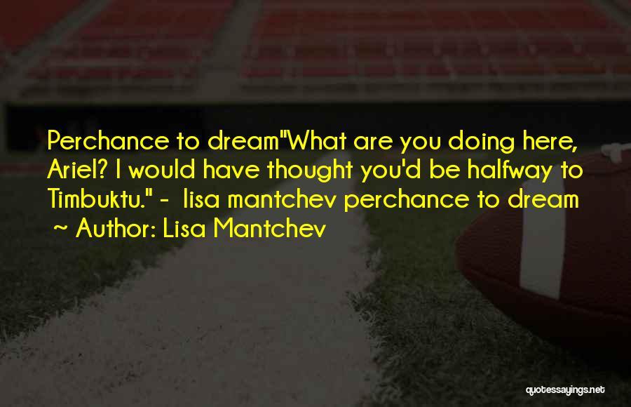Lisa Mantchev Quotes 731170