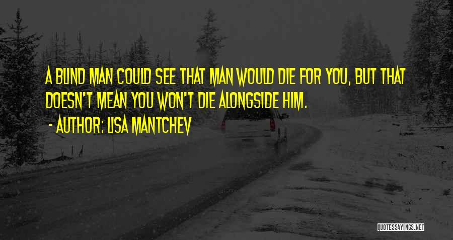 Lisa Mantchev Quotes 869200