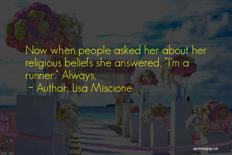 Lisa Miscione Quotes 252508