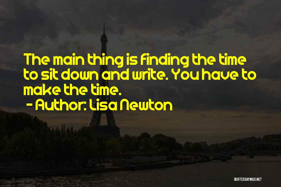 Lisa Newton Quotes 2203696