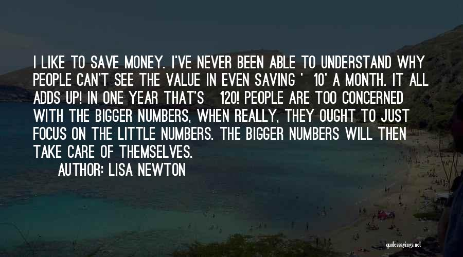Lisa Newton Quotes 644439