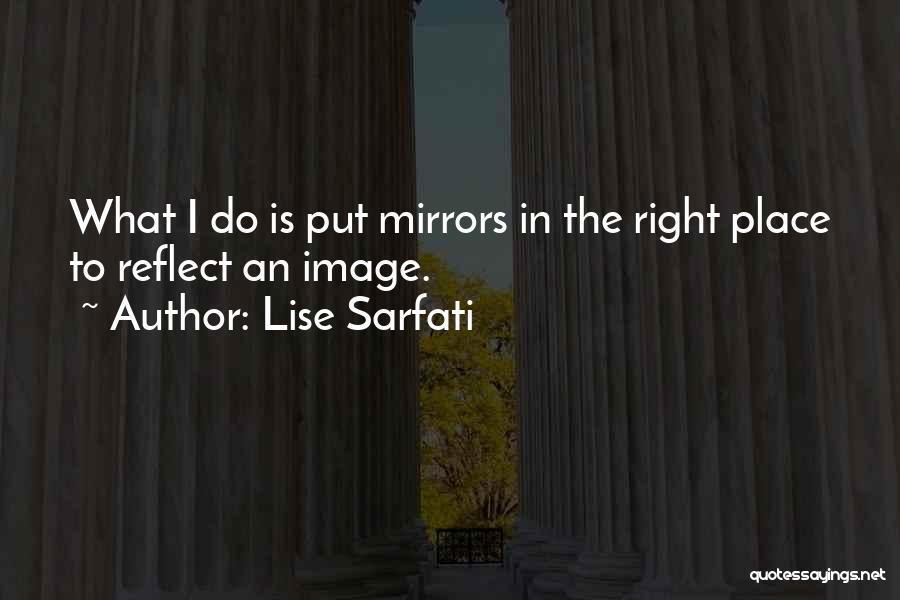 Lise Sarfati Quotes 1863856