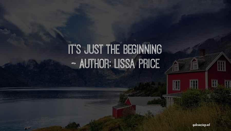 Lissa Price Quotes 1154022