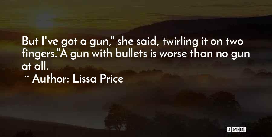 Lissa Price Quotes 1524536