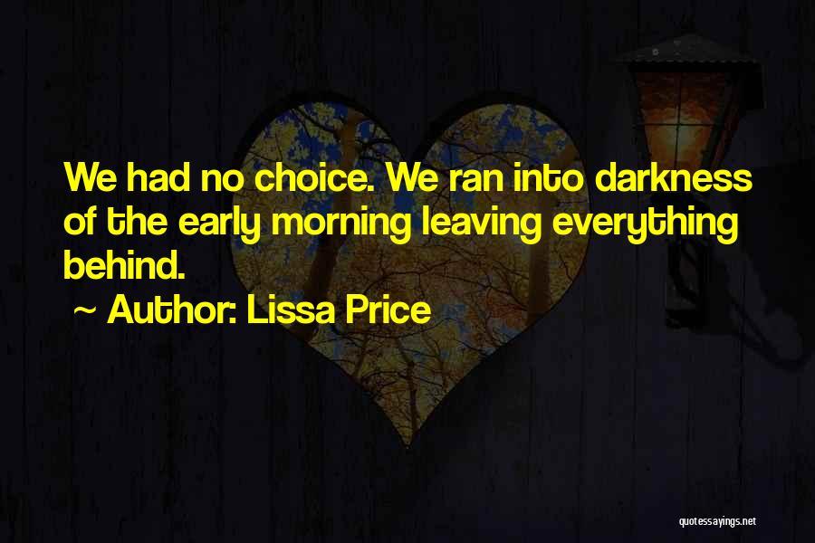 Lissa Price Quotes 1702339