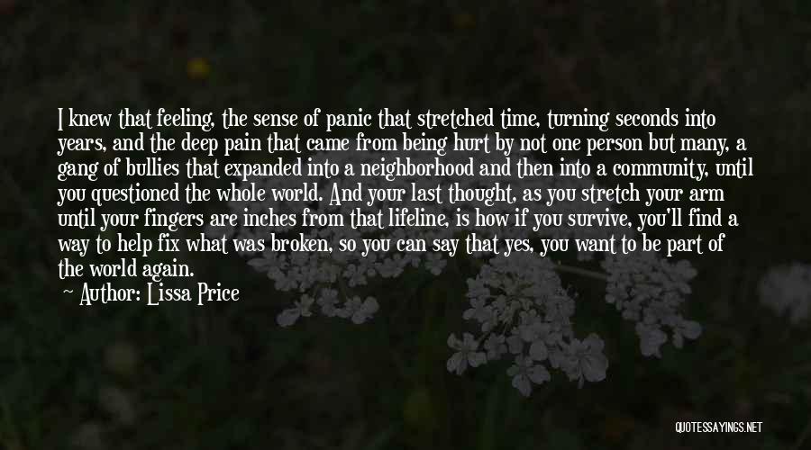 Lissa Price Quotes 1858408