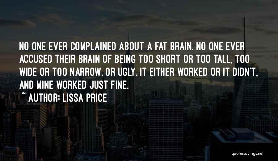 Lissa Price Quotes 2007264