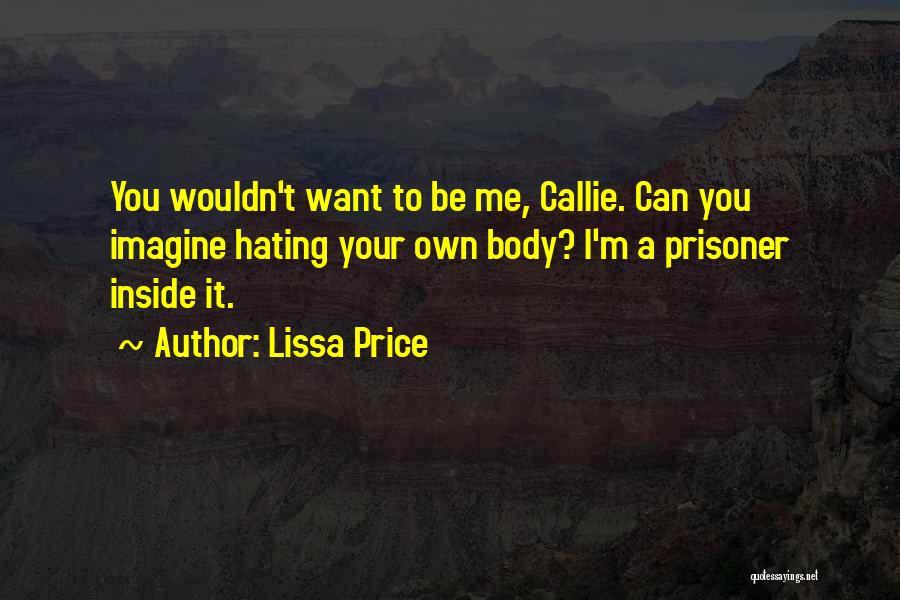 Lissa Price Quotes 2189349