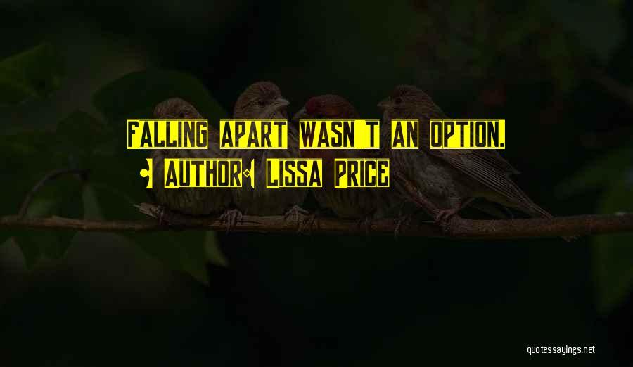 Lissa Price Quotes 819249