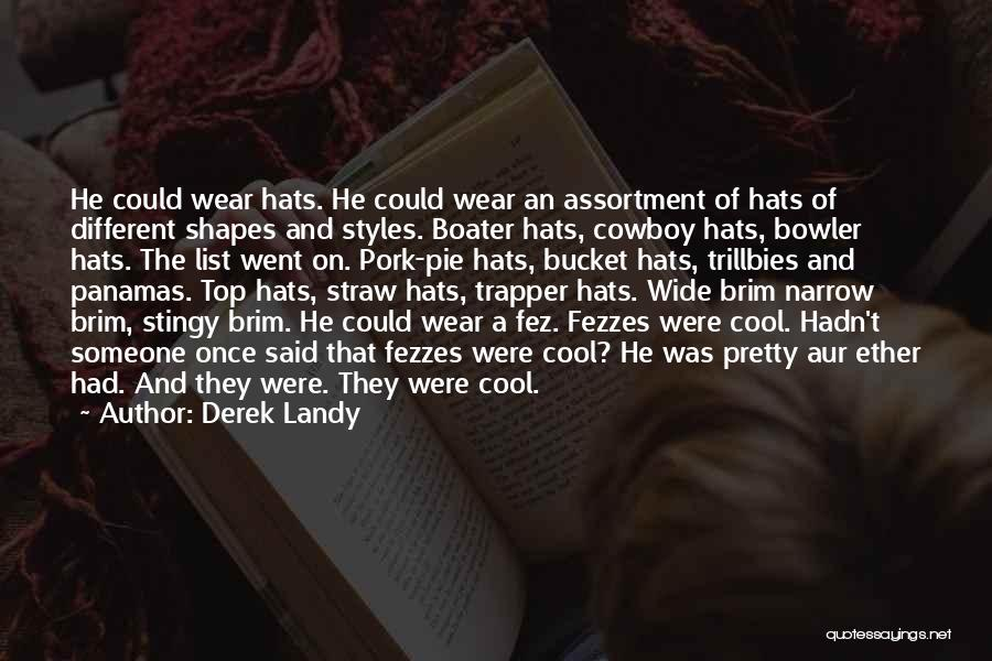 List Of Cool Quotes By Derek Landy
