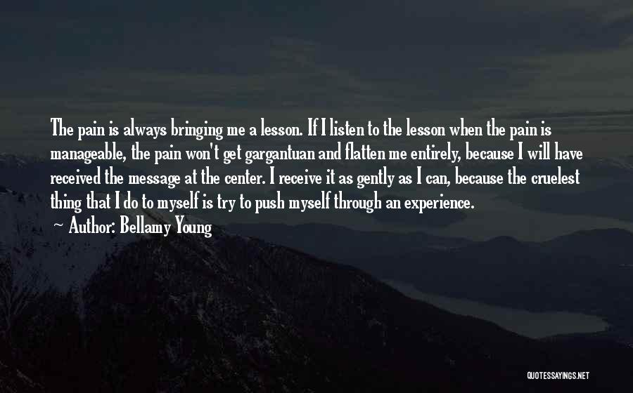 Listen To Quotes By Bellamy Young