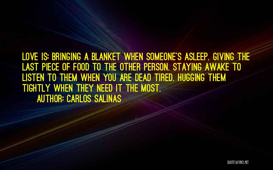 Listen To Quotes By Carlos Salinas