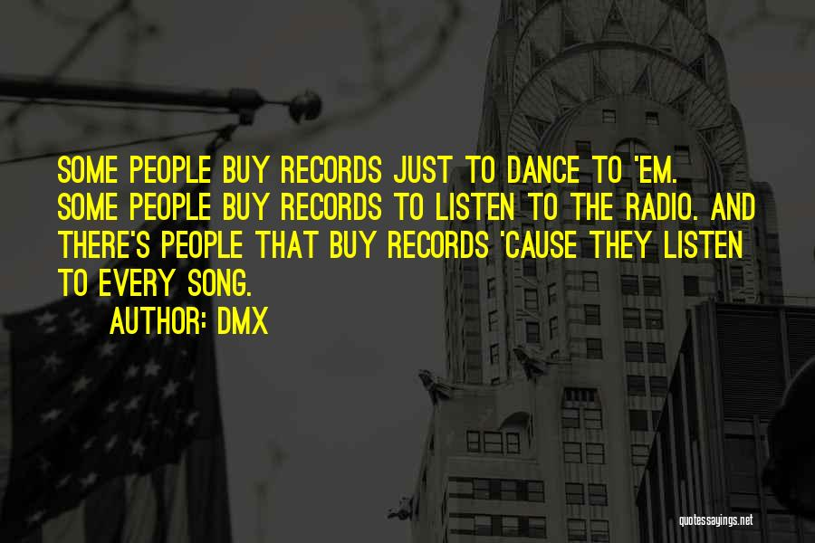 Listen To Quotes By DMX