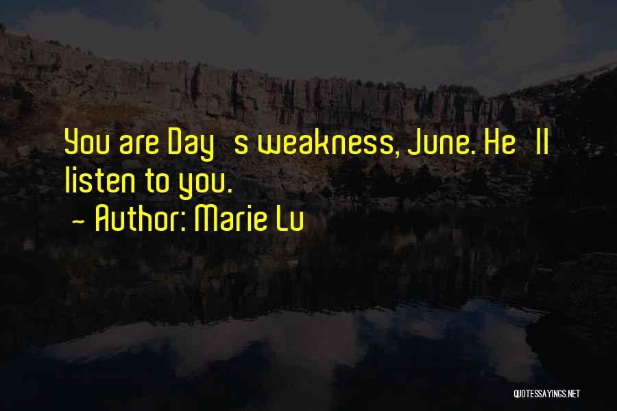 Listen To Quotes By Marie Lu