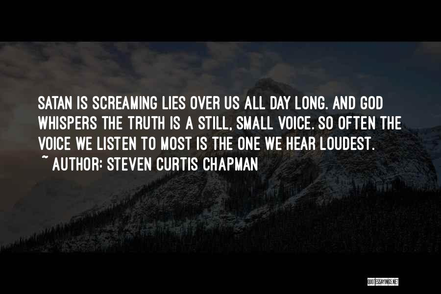 Listen To Quotes By Steven Curtis Chapman
