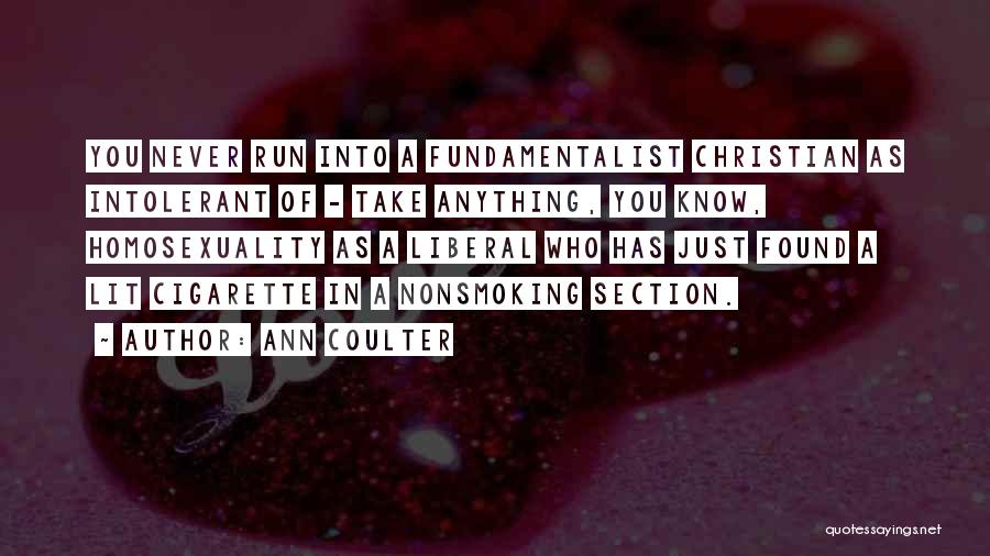 Lit Quotes By Ann Coulter