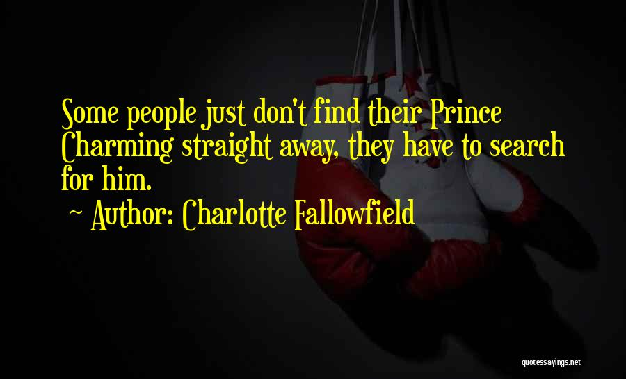 Lit Quotes By Charlotte Fallowfield