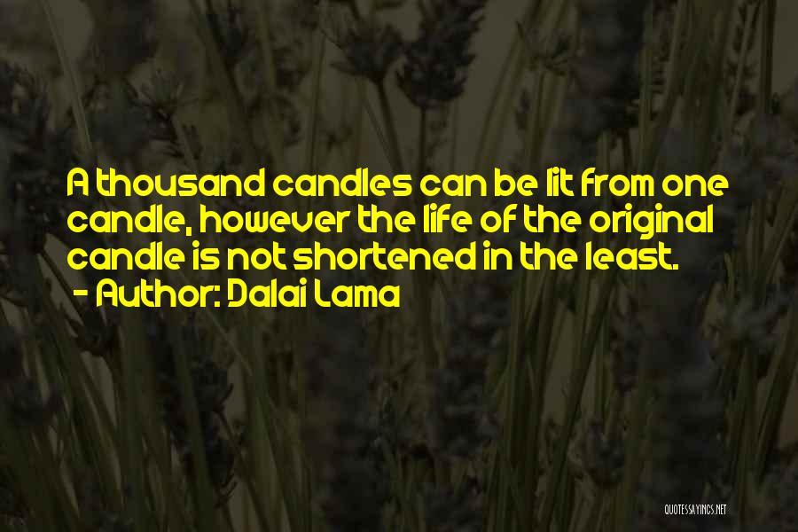 Lit Quotes By Dalai Lama