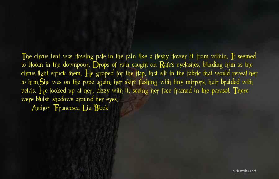 Lit Quotes By Francesca Lia Block