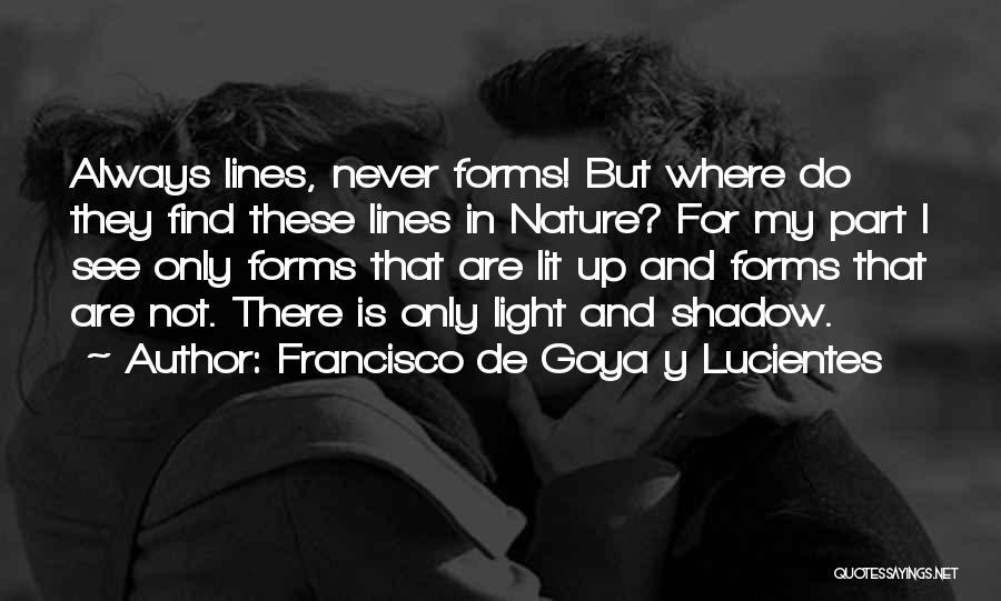 Lit Quotes By Francisco De Goya Y Lucientes
