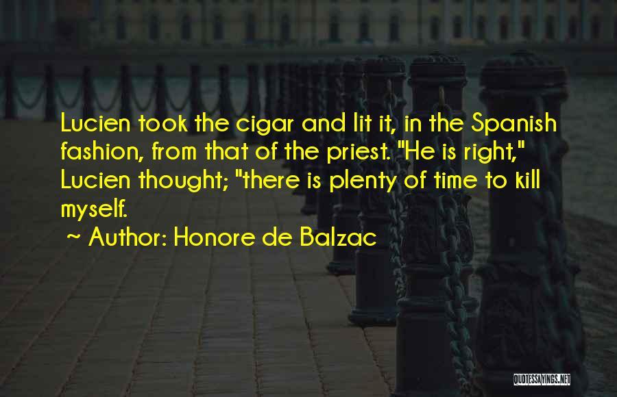 Lit Quotes By Honore De Balzac
