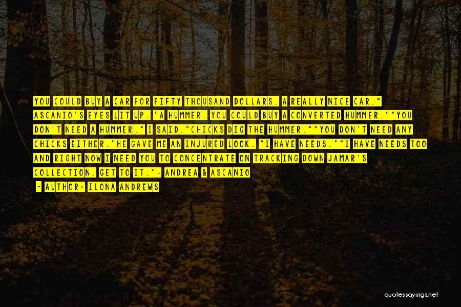 Lit Quotes By Ilona Andrews