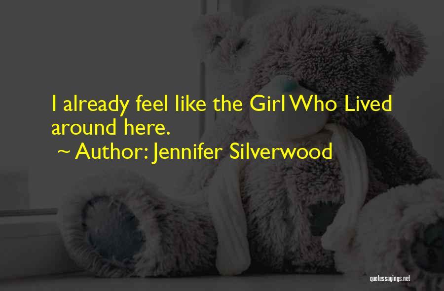 Lit Quotes By Jennifer Silverwood