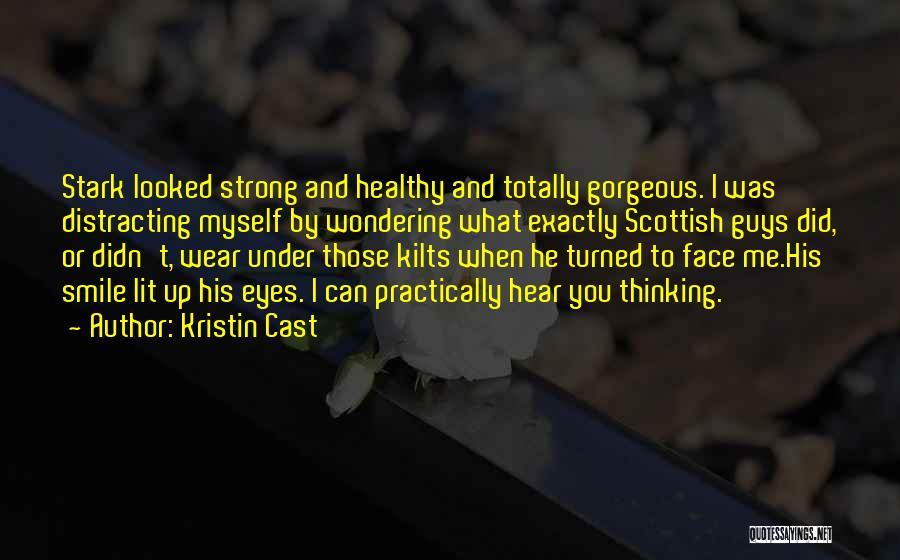 Lit Quotes By Kristin Cast