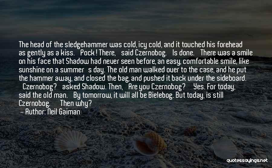 Lit Quotes By Neil Gaiman