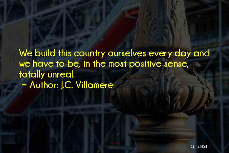 Literature And Culture Quotes By J.C. Villamere
