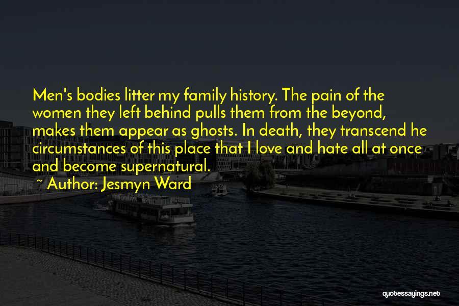 Litter Quotes By Jesmyn Ward