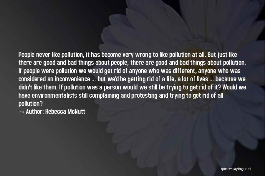 Litter Quotes By Rebecca McNutt