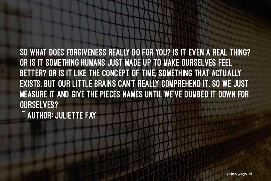Little Brains Quotes By Juliette Fay