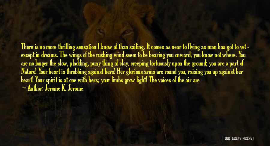 Little Brothers Quotes By Jerome K. Jerome