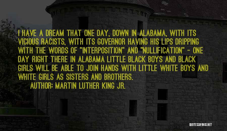Little Brothers Quotes By Martin Luther King Jr.