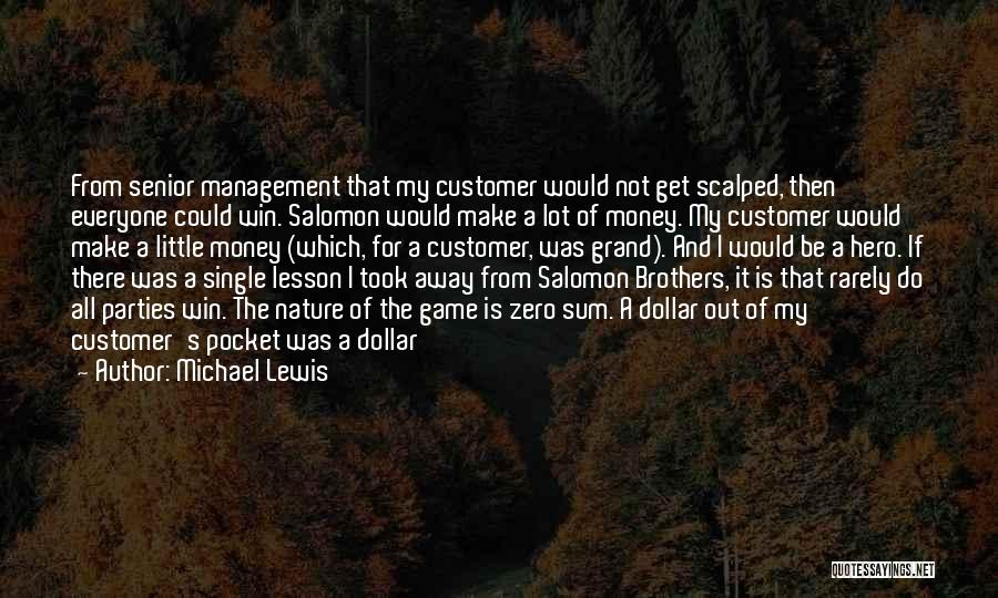 Little Brothers Quotes By Michael Lewis