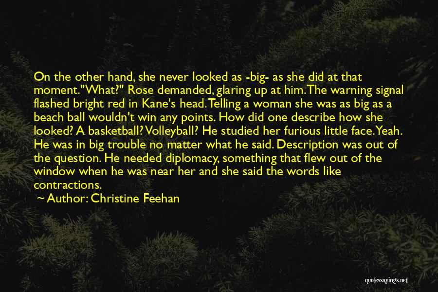 Little Things Matter Most Quotes By Christine Feehan