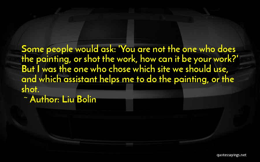 Liu Bolin Quotes 1242283