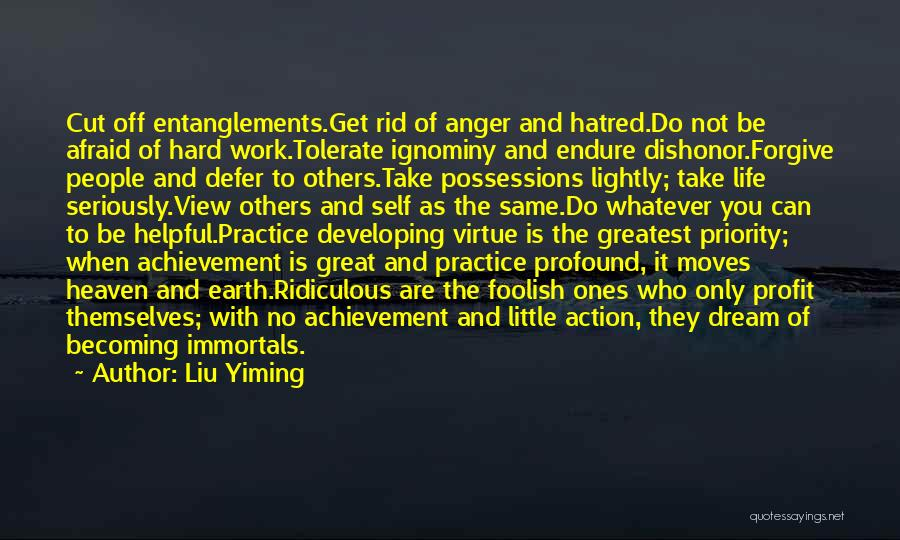 Liu Yiming Quotes 93700