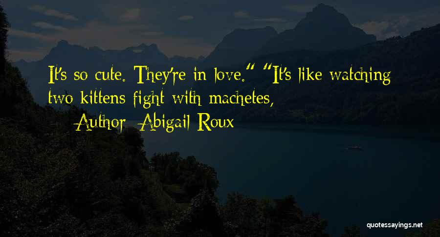 Liv Malone Quotes By Abigail Roux