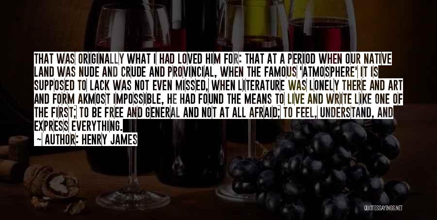 Live Crude Quotes By Henry James