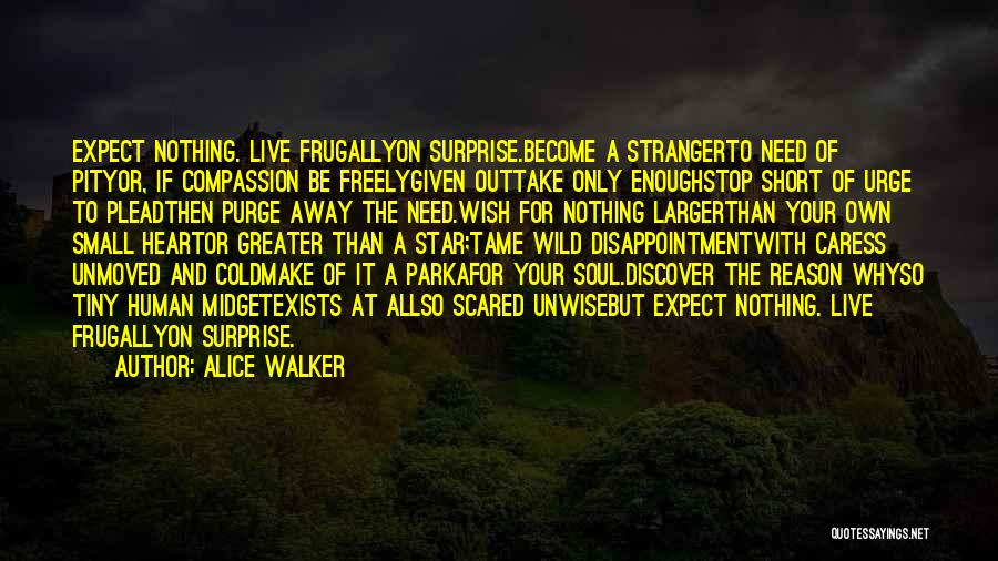 Live Freely Quotes By Alice Walker