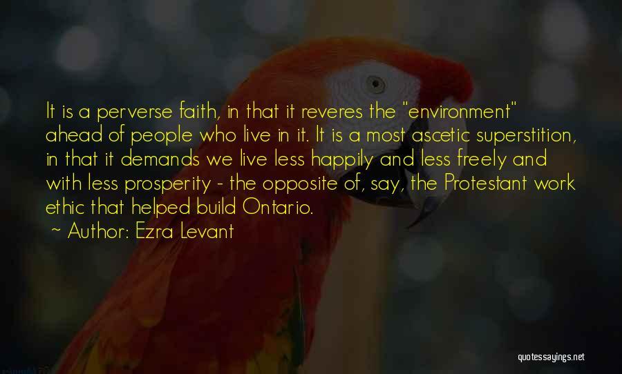 Live Freely Quotes By Ezra Levant