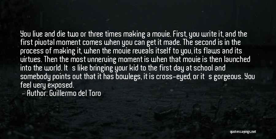 Live Or Die Quotes By Guillermo Del Toro