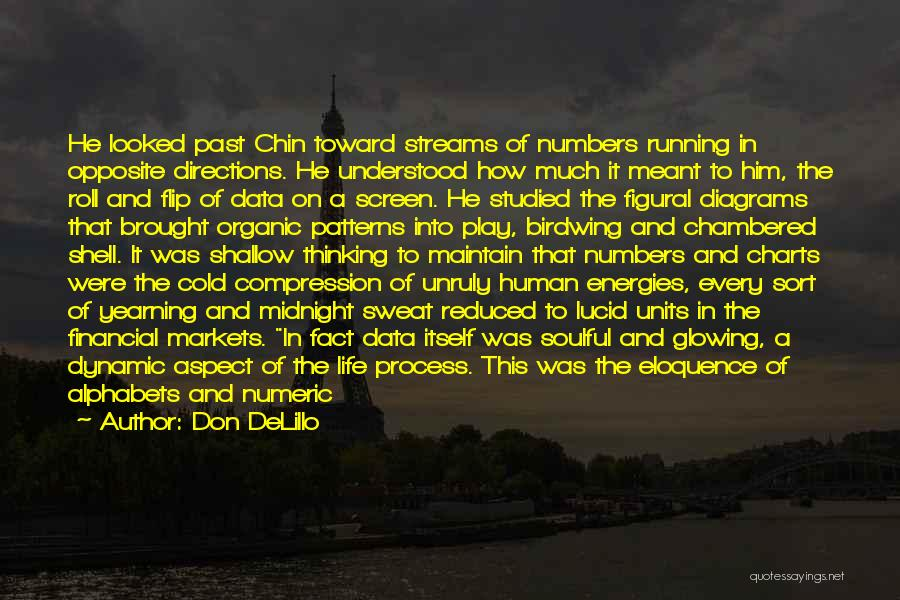 Living Life Fully Quotes By Don DeLillo